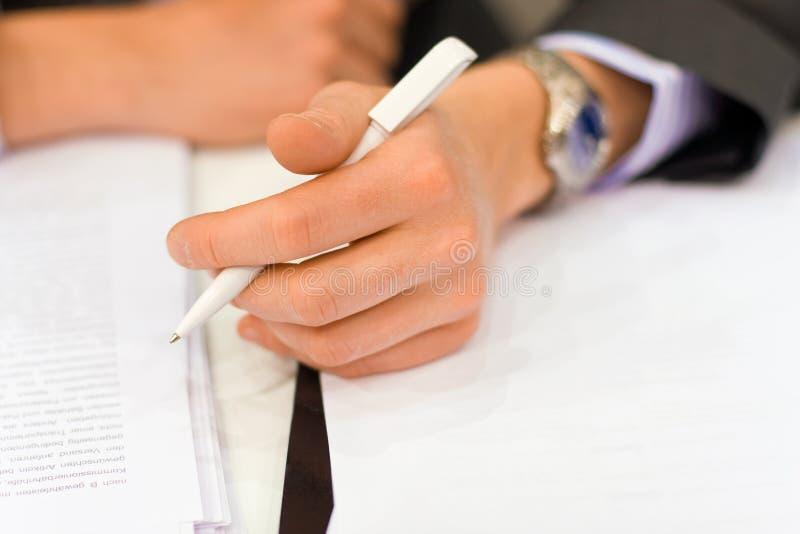 paperwork imagens de stock royalty free