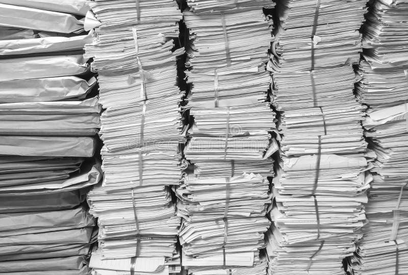 paperwork imagens de stock