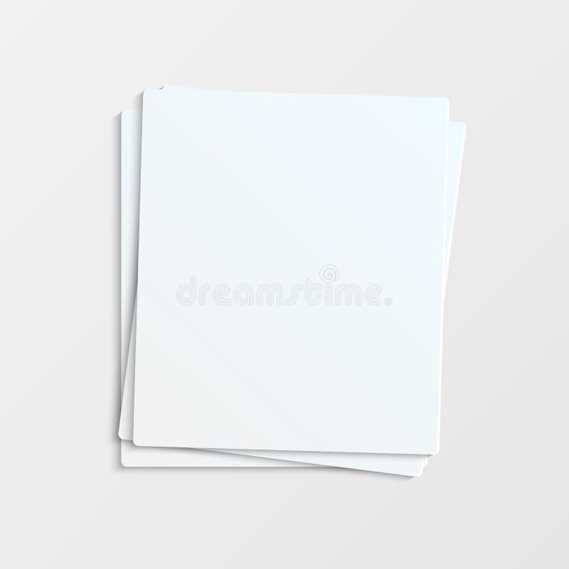 Papeterie illustration stock
