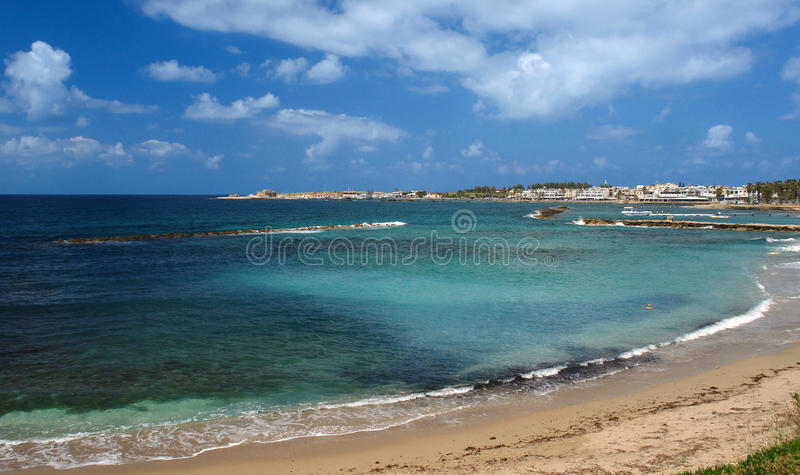 Download Paphos Beach In Cyprus Island Stock Photo - Image: 9690960