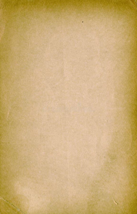 Papier âgé par abstrait illustration de vecteur