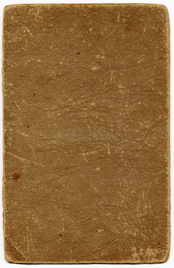 Papier 1 des années 20 de cru photos stock