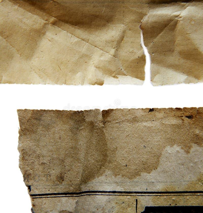Papier obraz stock
