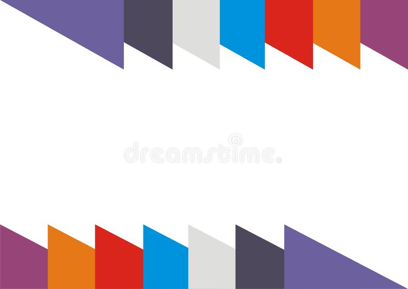 Papier als Hintergrund, zum Ihres Fliegers und Broschüre zu machen lizenzfreie abbildung