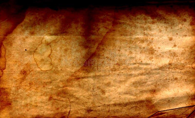 Papier antique illustration libre de droits