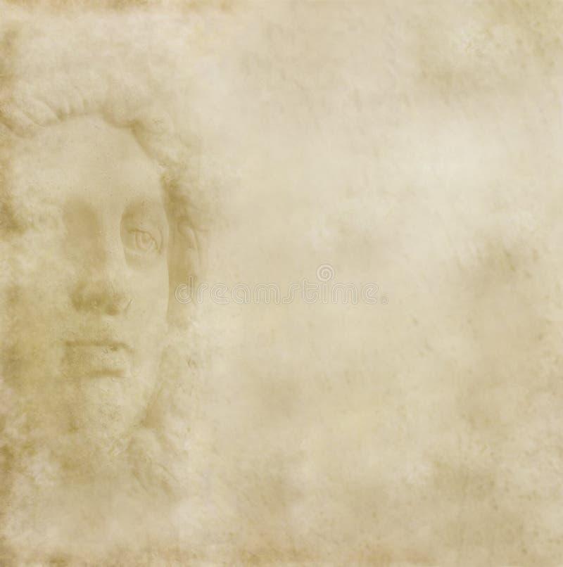 Papier antique images stock