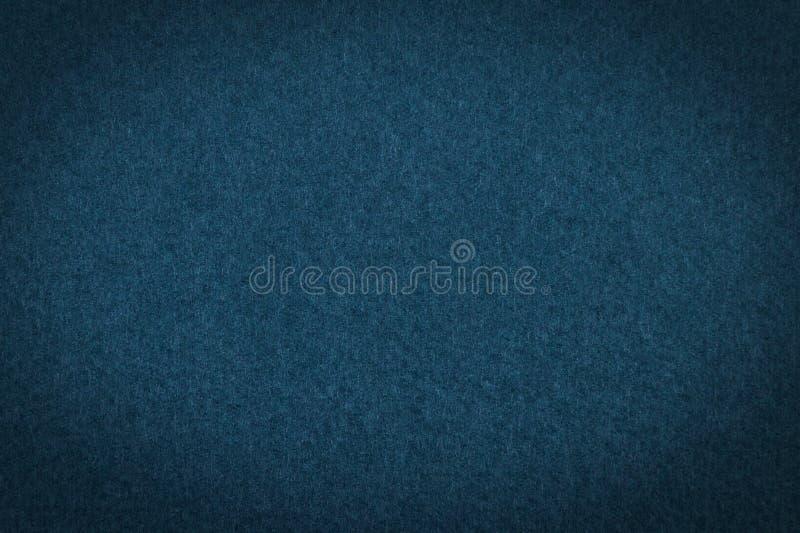 Papier bleu avec la vignette, un fond images libres de droits