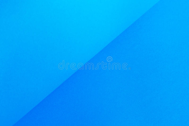Papier bleu de gradient photos stock
