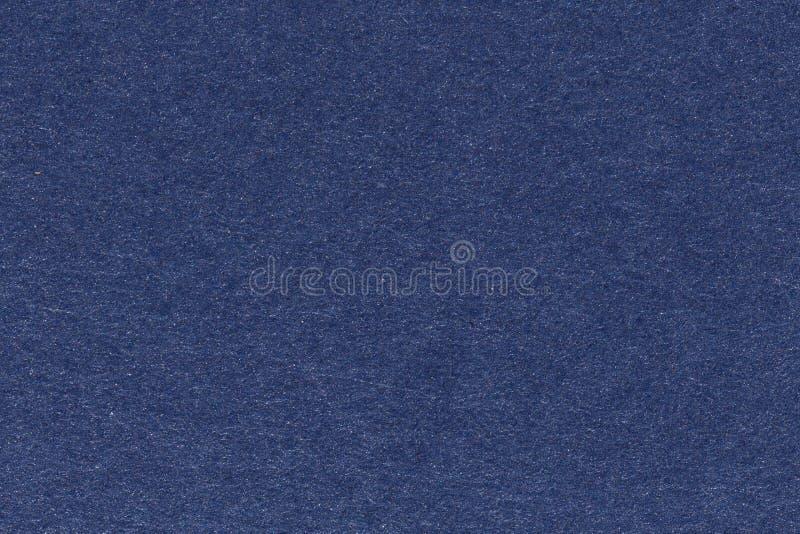 Papier bleu-foncé de texture, fond foncé images stock