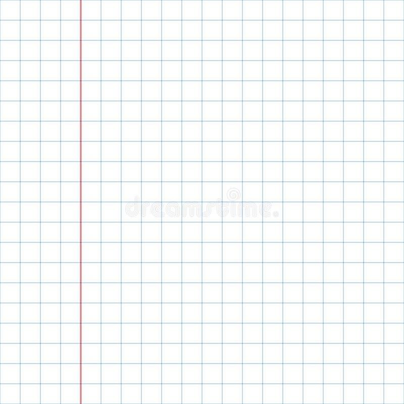 Papier carré illustration de vecteur