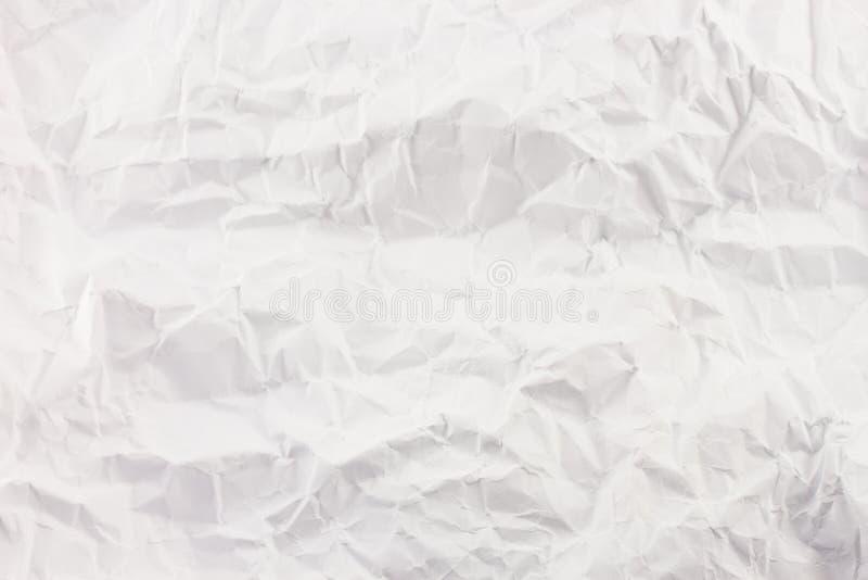 Papier chiffonné par fond photographie stock