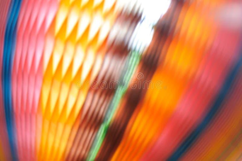 Papier coloré brouillé sur le fond images libres de droits