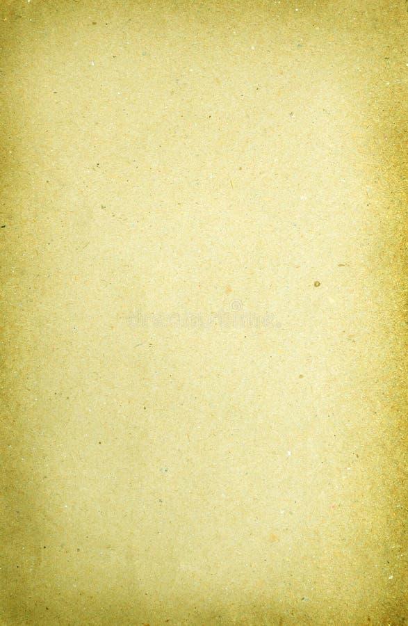 Papier de Brown photos stock