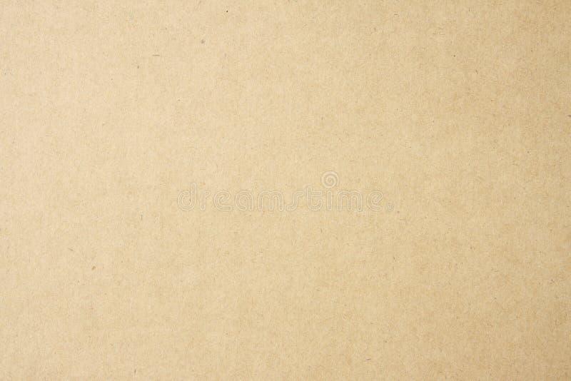 Papier de Brown images libres de droits