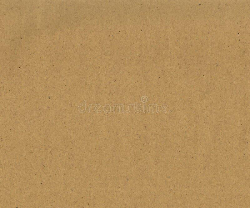 Papier de Brown image stock