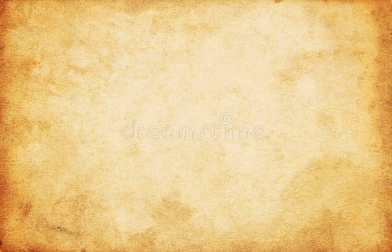 Papier de Brown comme fond photos stock