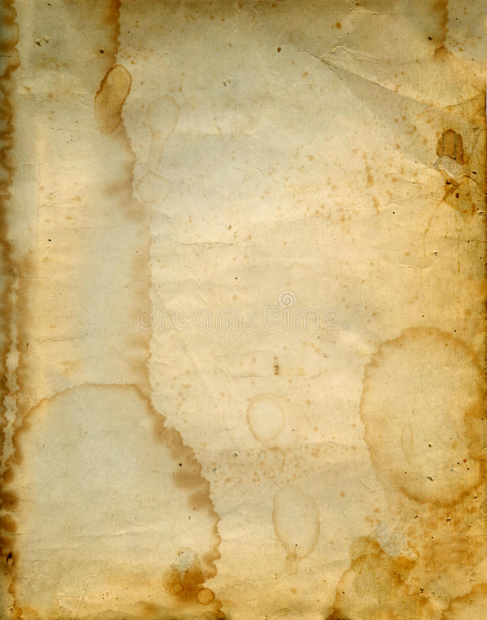 Papier de cru. illustration de vecteur
