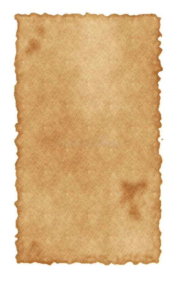 Papier de cru illustration stock