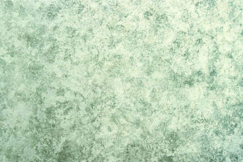 Papier de marbre argenté beige gris vert images stock