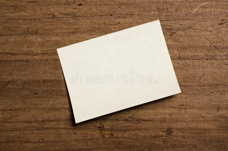 Papier de note photos libres de droits