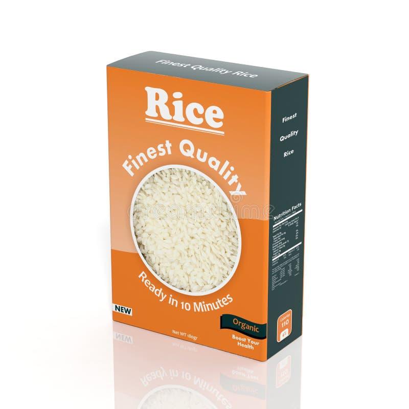 papier de riz 3D illustration libre de droits