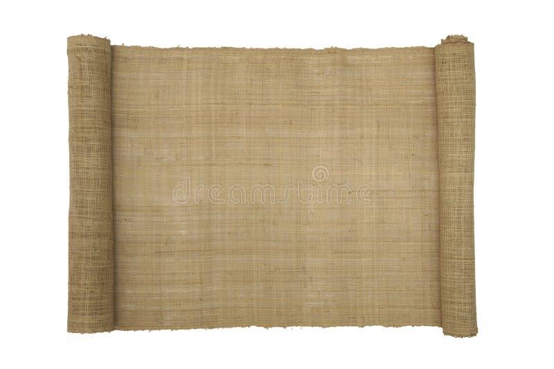 Papier de roulis normal de couvre-tapis images libres de droits