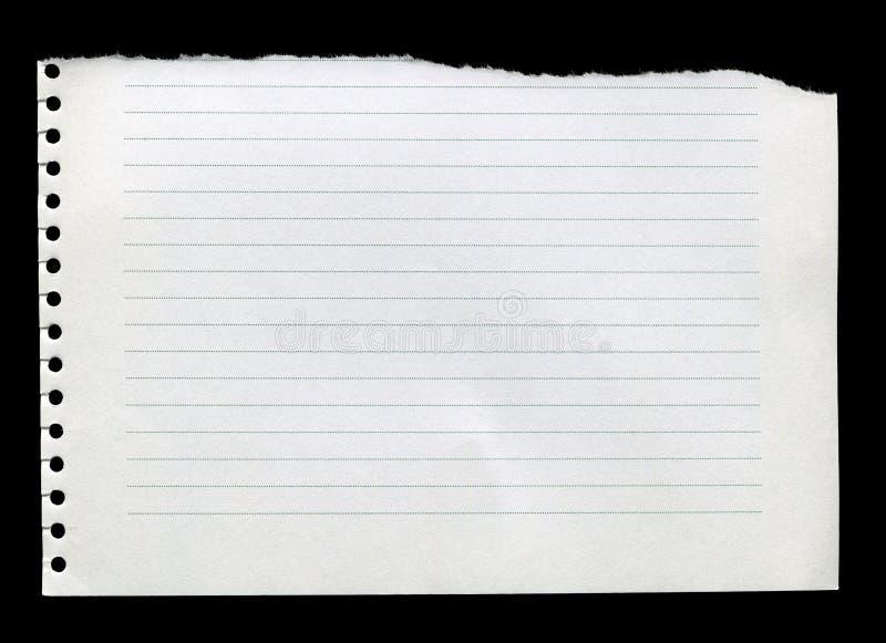 papier drzejący zdjęcie royalty free