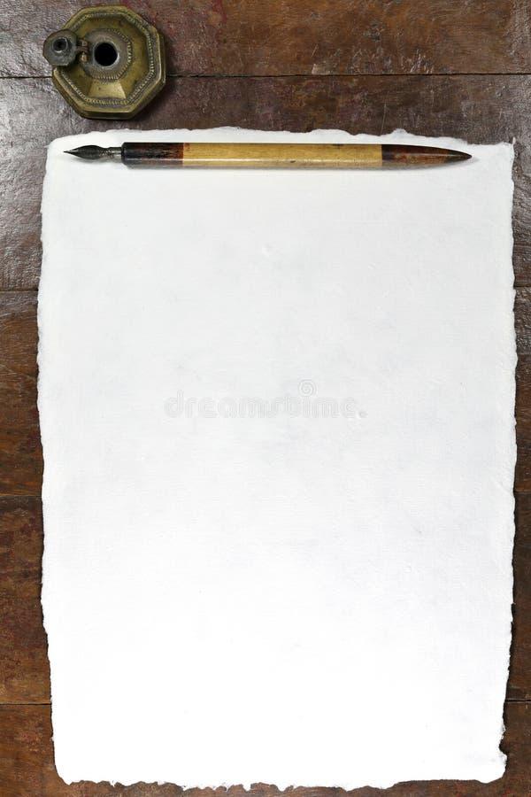 papier fait main photo stock