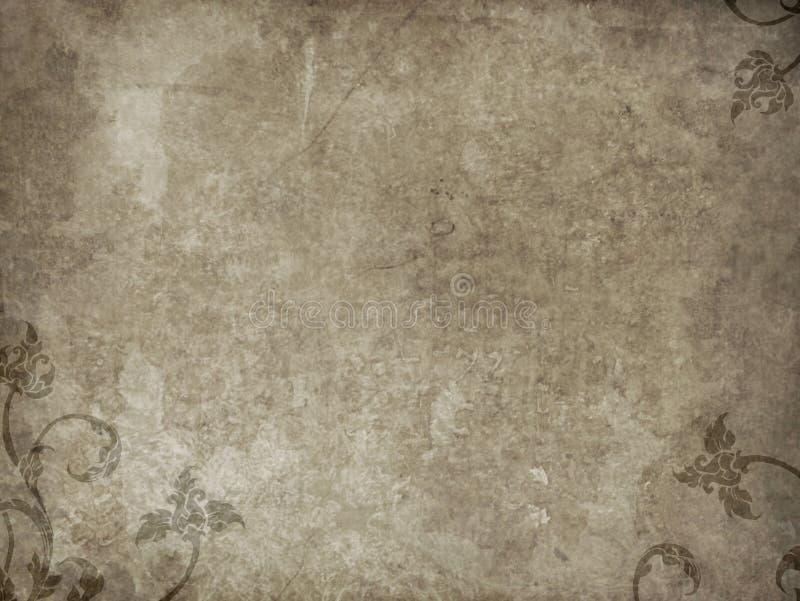 Papier grunge illustration libre de droits