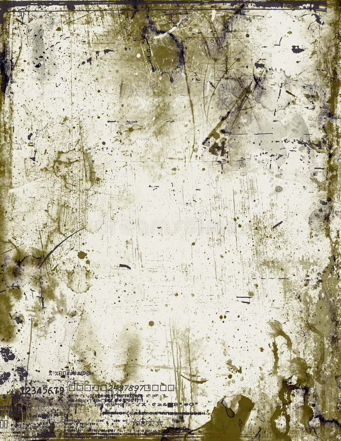 papier grunge illustration de vecteur