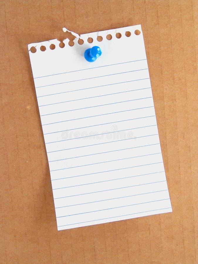 papier halsu kciuk. zdjęcia royalty free