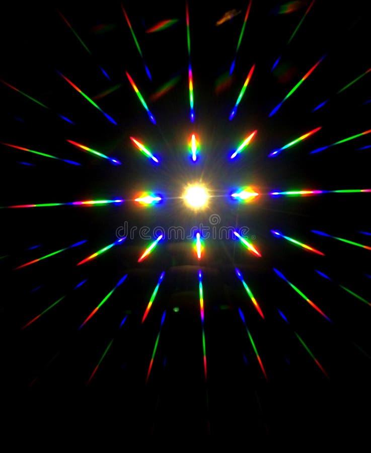 Papier léger spectral photo libre de droits