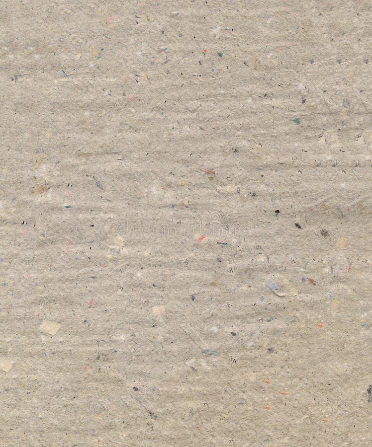 Papier mit alter grauer Oberfläche mit natürlicher Beschaffenheit lizenzfreies stockfoto