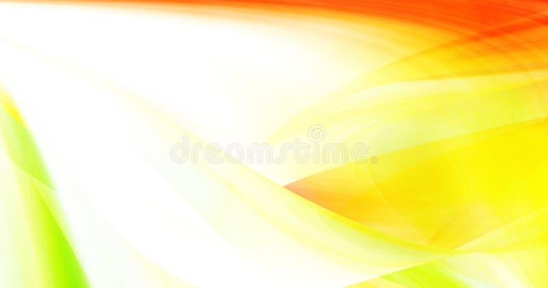Papier peint coloré illustration de vecteur