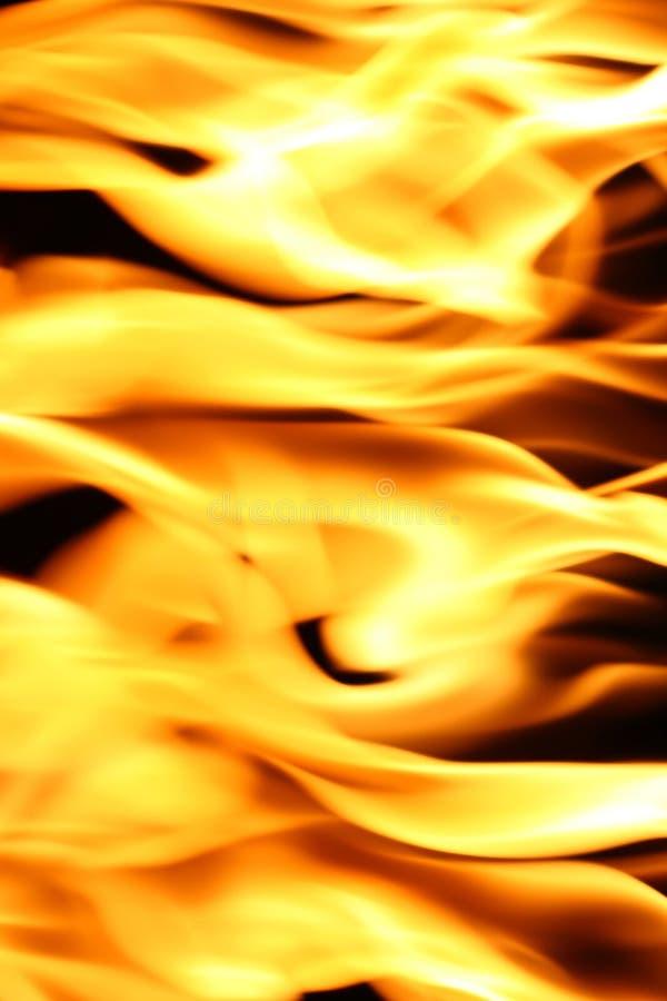 Papier peint d'incendie photographie stock libre de droits
