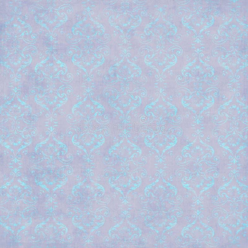 Papier peint de damassé de cru photographie stock