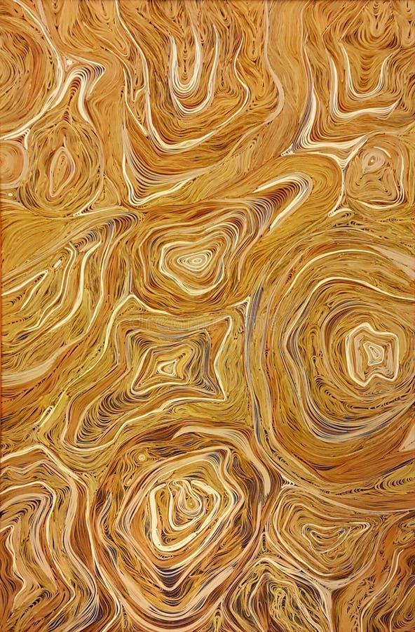 Papier peint de fond de texture d'art de papier de réutilisation images libres de droits