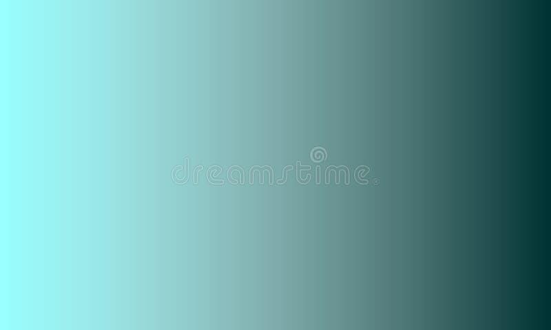 Papier peint de fond ombragé par tache floue de bleu de ciel, illustration de vecteur illustration de vecteur