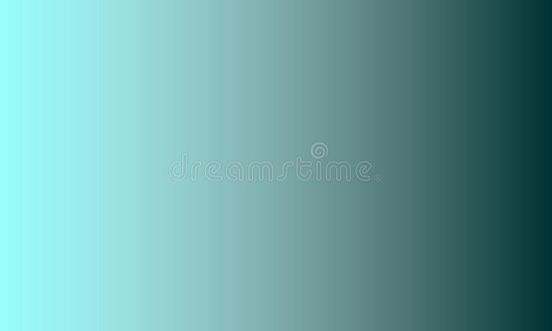 Papier peint de fond ombragé par tache floue bleue, illustration de vecteur illustration libre de droits