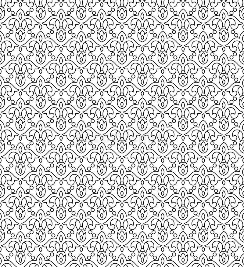 Papier Peint De Sans Joint-Créateur Illustration de Vecteur ...