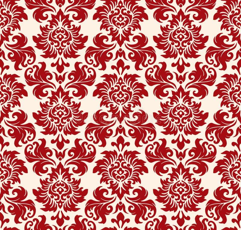 Papier peint floral illustration de vecteur