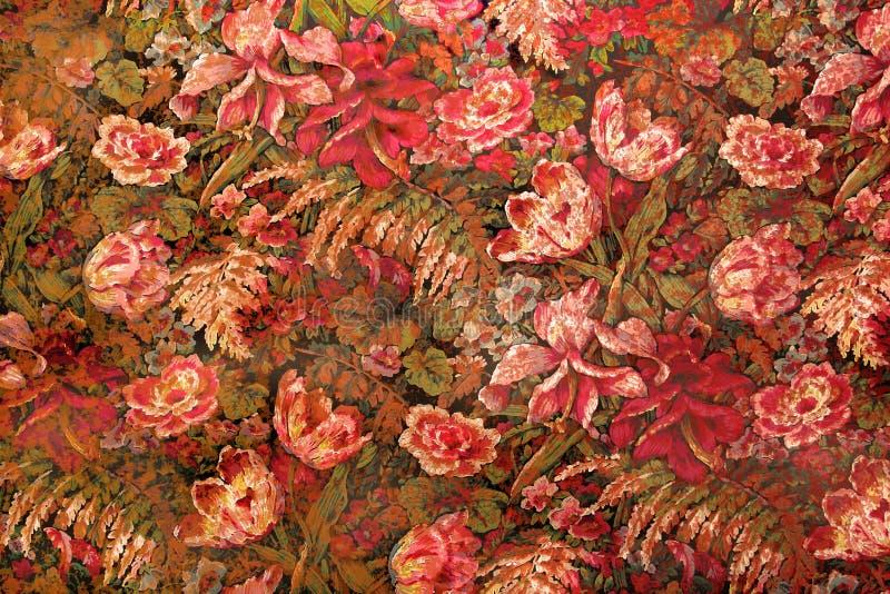 Papier peint floral sale 1 image libre de droits