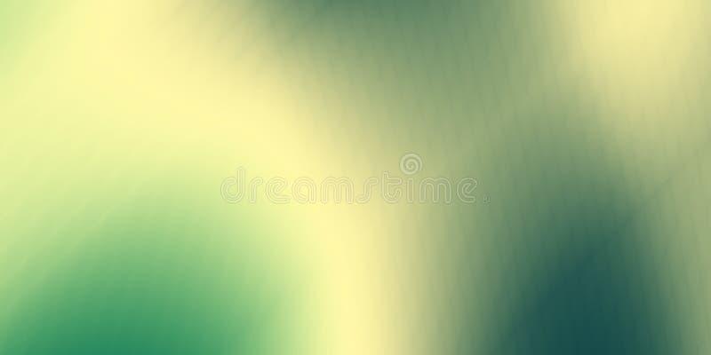 Papier peint lumineux gentil vert mou d'été illustration stock