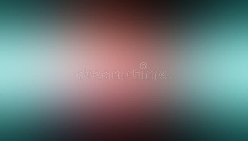 Papier peint ombragé rouge et noir de ciel de couleur en pastel de tache floue de fond illustration de vecteur