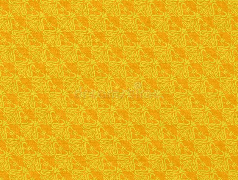 Papier peint orange illustration stock