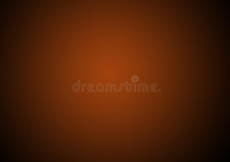 Papier peint progressif simple de fond de Brown image stock