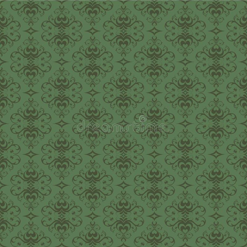 Download Papier Peint Sans Joint De Vecteur Illustration de Vecteur - Illustration du floral, décoration: 8662327