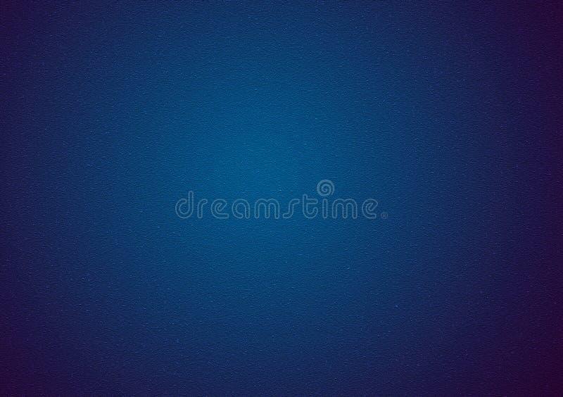Papier peint texturisé de fond de gradient bleu photographie stock libre de droits