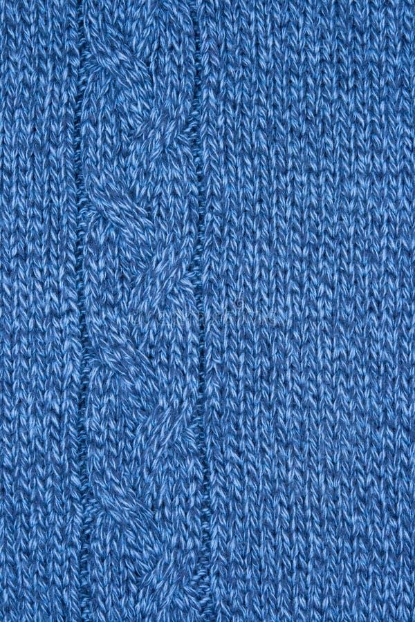 Papier peint tricoté lumineux de texture d'écharpe photos stock