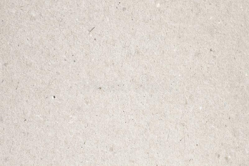 Papier réutilisé par blanc image stock